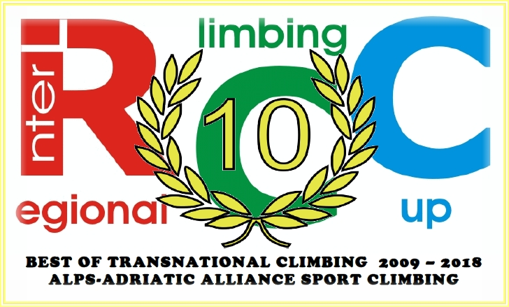 Alps Adriatic Alliance Sport Climbing iRCC