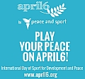 PLAY YOUR PEACE ON APRIL6
